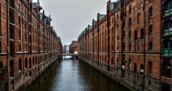 Hamburg spichrze