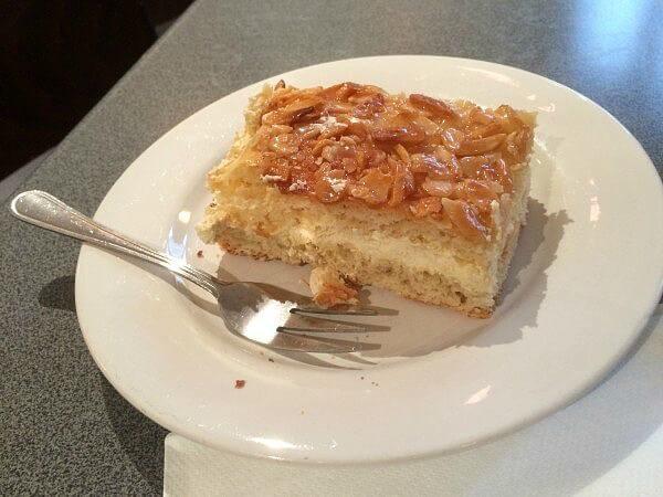 Bienenstich, niemieckie desery i ciasta