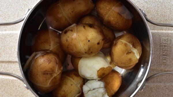 Ziemniaki  - Jezykowy Precel
