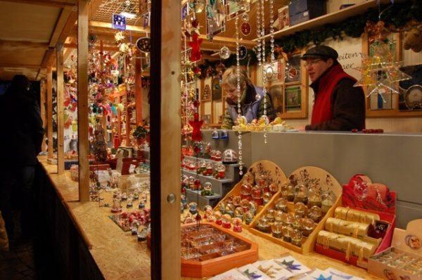 niemieckich jarmarków Heidelberg 4