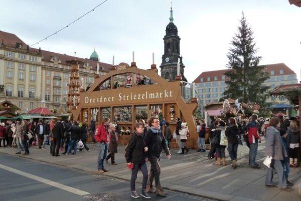 Striezelmarkt w Dreźnie 5