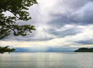 Jezioro Bodeńskie Wyspa Mainau