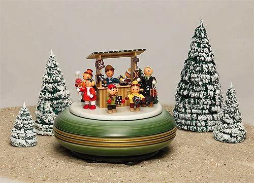 świąteczna pozytywka - Jezykowy Precel