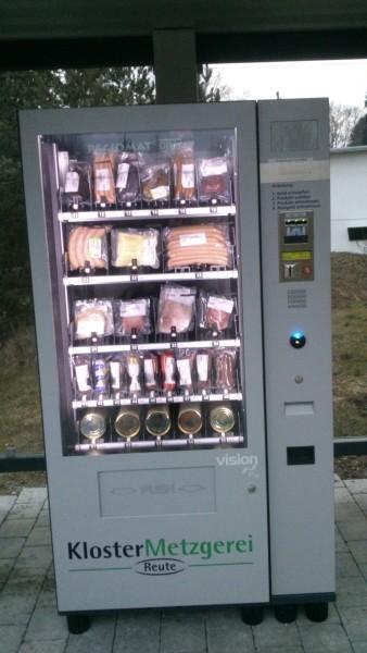 Wurstautomat 2