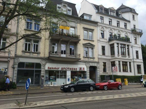 Wiesbaden Bahnhofstraße