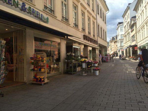 Wiesbaden ulica