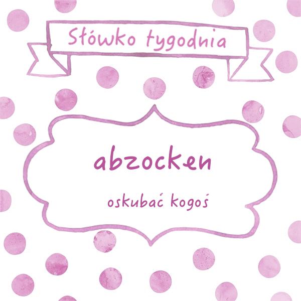 abzocken