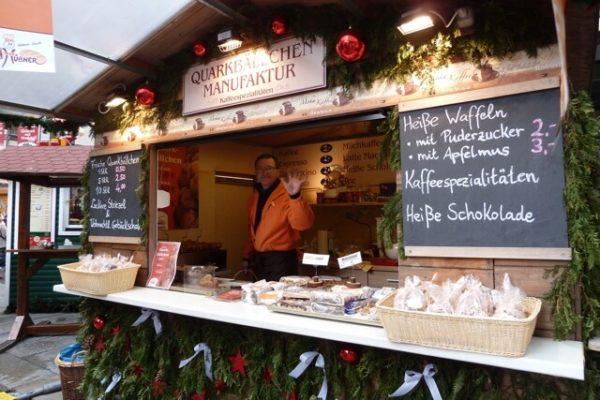 Striezelmarkt w Dreźnie 4