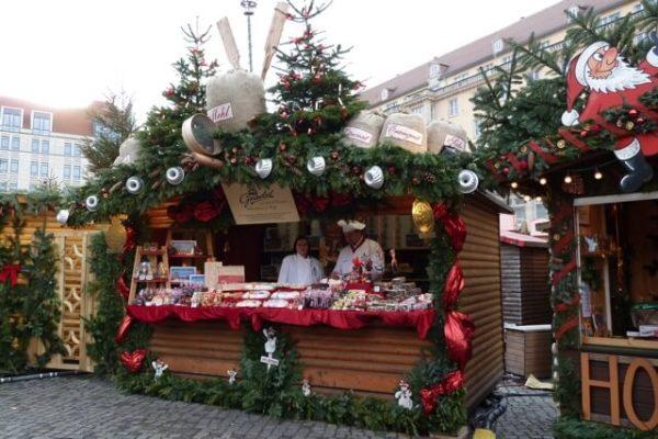 Striezelmarkt w Dreźnie 6