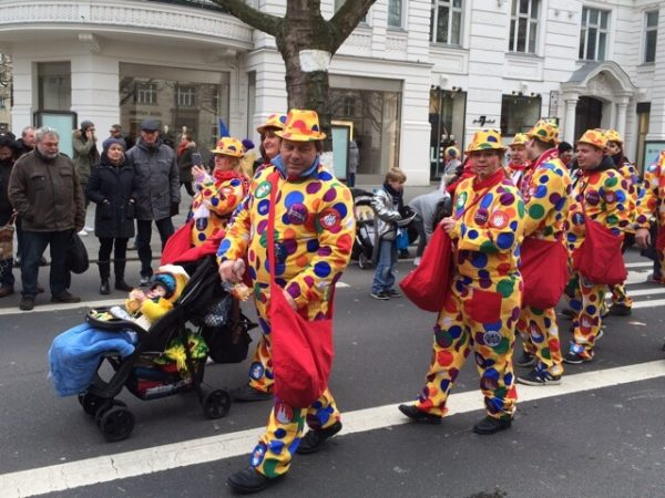 Karnawał w Berlinie