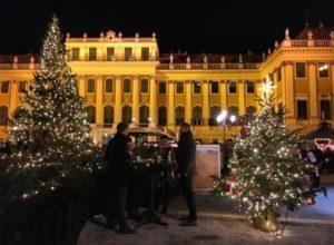 Schönbrunn Wiedeń