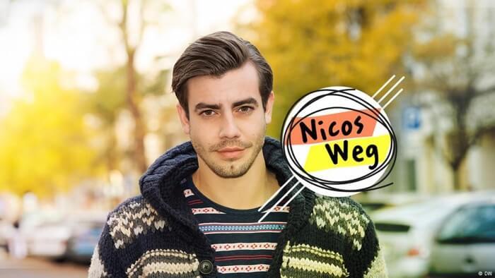 Nicos Weg - filmy do nauki niemieckiego na poziomie A1/A2/B2 ...