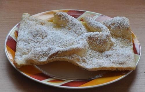 Prophetenkuchen, niemieckie desery i ciasta