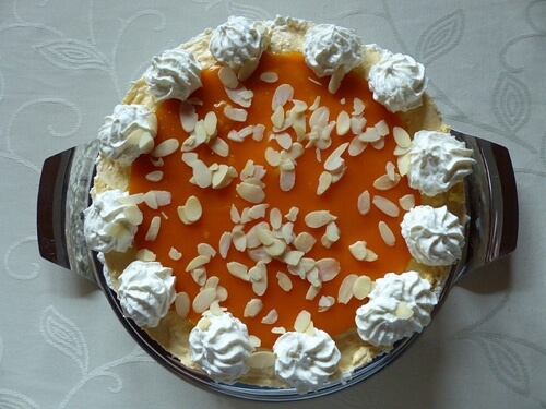 Sanddorntorte, niemieckie desery i ciasta