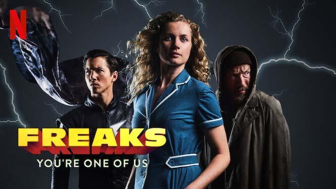 Freaks netflix recenzja niemieckie filmy